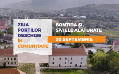 Ziua porților deschise în comunitate – Bonțida și satele alăturate